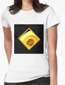 BRAINLOVERSCLUB Womens Fitted T-Shirt