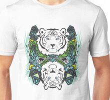 Tigers - Blue Unisex T-Shirt