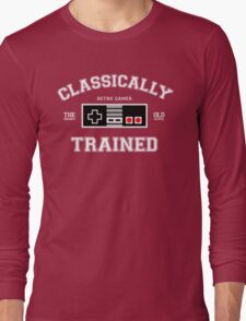 Classically Trained Long Sleeve T-Shirt