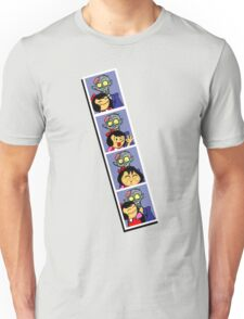 Zombie Photo Booth Unisex T-Shirt