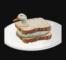 Duck Sandwich by MojoWojo