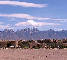 Las Cruces, New Mexico by CynLynn