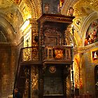 ST JOHN CO- CATHEDRAL PULPIT by Mark Grech
