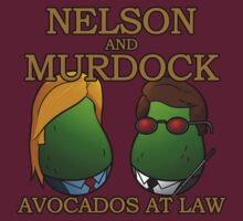 Nelson and Murdock: Avocados at Law by Sregge