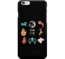 House of Miyazaki iPhone Case/Skin