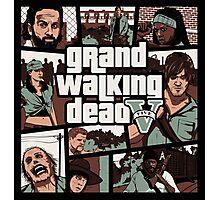 Grand Walking Dead Photographic Print