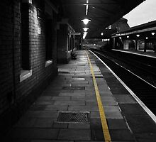 Follow The Yellow Line by Mark Burt