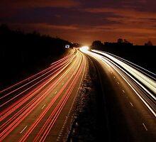 Rushing Along by Mark Burt