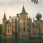Cleydael Castle  - Belgium by Gilberte