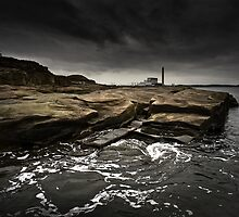 Newbiggin by the Sea by maxblack