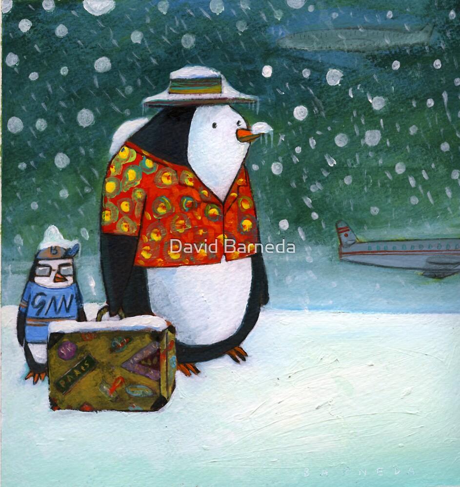 Frozen by David Barneda