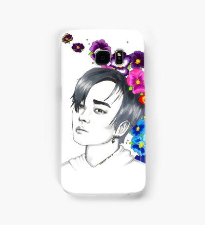 I am your FLOWER BOYFRIEND || Jeongmin  Samsung Galaxy Case/Skin