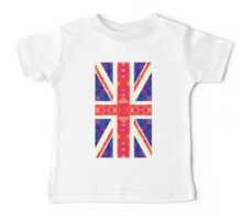 Great Britain Flag #2 Baby Tee