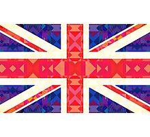 Great Britain Flag #2 Photographic Print
