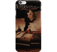 Darkness Is Coming; ( Rowena )  iPhone Case/Skin