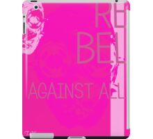 R.A.A. Neon Pink (Exclusive REDBUBBLE Color) iPad Case/Skin