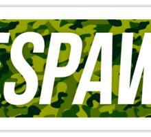 Respawn Camo Sticker