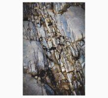 Rock Patterns One Piece - Short Sleeve