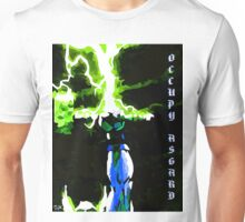 Occupy Asgard (REDBUBBLE Exclusive Variant) Unisex T-Shirt