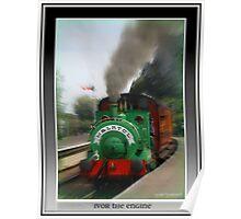 Ivor the Engine Poster