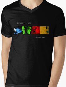 cBebop Mens V-Neck T-Shirt