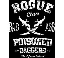 Rogue Class Photographic Print