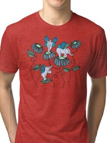 Look Out For Elephlies Tri-blend T-Shirt