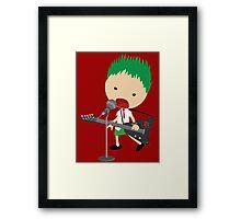 Punk! Framed Print
