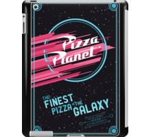TOY STORY PIZZA PLANET [POSTER] iPad Case/Skin