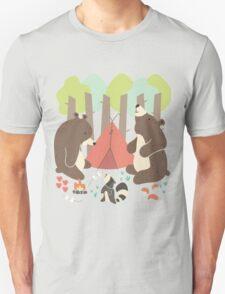 Bears of Summer T-Shirt
