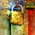 The Lock by Angela  Burman