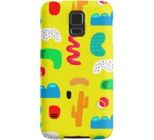 Toes in the desert Samsung Galaxy Case/Skin