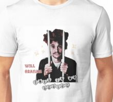 Will Graham This Is My Design  Unisex T-Shirt