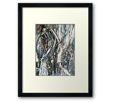 Pine Elf Framed Print