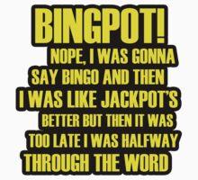 Binpot! by bleucanard
