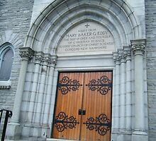 Entrance to Heaven by Paula Colburn