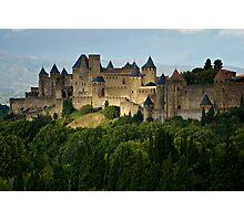 Carcassonne, France Photographic Print