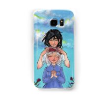 Sophie and Howl: Sophie's Coronation Samsung Galaxy Case/Skin