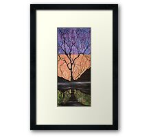 Above,Beyond and Below Framed Print