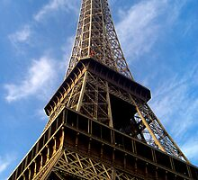 Eiffel Tower, París, France, 1.887 - 1.889 by jmhdezhdez