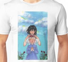 Sophie and Howl: Sophie's Coronation Unisex T-Shirt