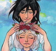 Sophie and Howl: Sophie's Coronation Sticker