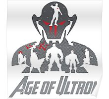 Avengers - Age of Ultron 2 Poster