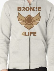 League of Legends - Bronze Forever Zipped Hoodie