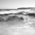 Tea Tree Creek beach, Flinders by Jim Worrall