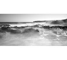 Tea Tree Creek beach, Flinders Photographic Print