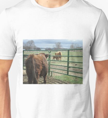 Brody, Roscoe, and Rossa  02 April 2015 T-Shirt