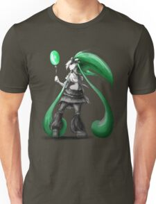 Rainbow Punk: Emerald Funk Unisex T-Shirt