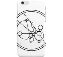 I am a Whovian (Gallifreyan) iPhone Case/Skin