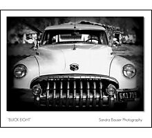 Buick Eight Photographic Print